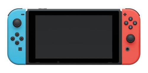 nintendo switch 32gb neon nuevo ultimo modelo