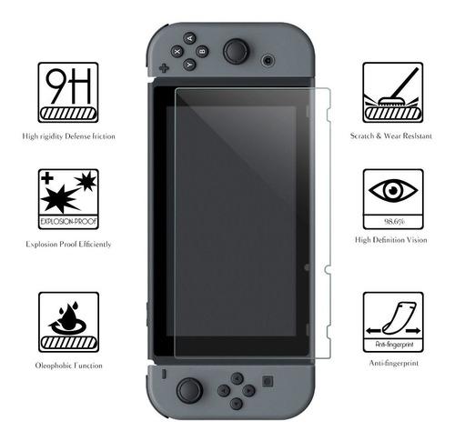 nintendo switch accesorios protector