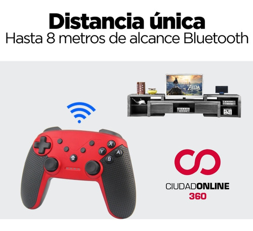 nintendo switch compatible joystick control ps3 pc