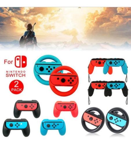nintendo switch con accesorio consola
