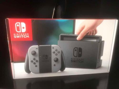 nintendo switch ( consola + 2 juegos) nuevo