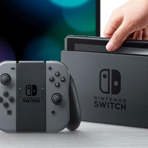 nintendo switch consola