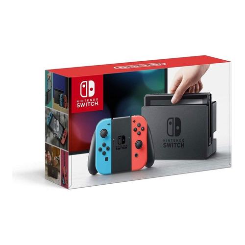 nintendo switch consola controles accesorios nuevo sellado