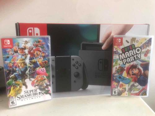 nintendo switch consola juegos)
