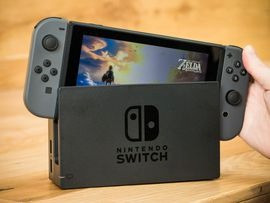 nintendo switch consola nueva y sellada