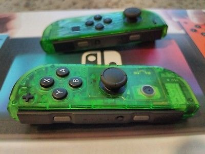 nintendo switch console & joycons (full system)