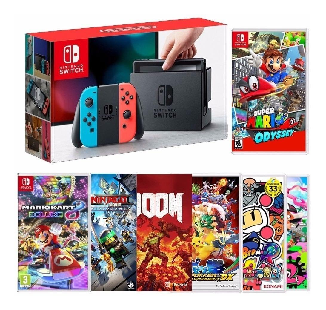 Nintendo Switch Conta Cloud Com Nsp - R$ 30,00 em Mercado Livre