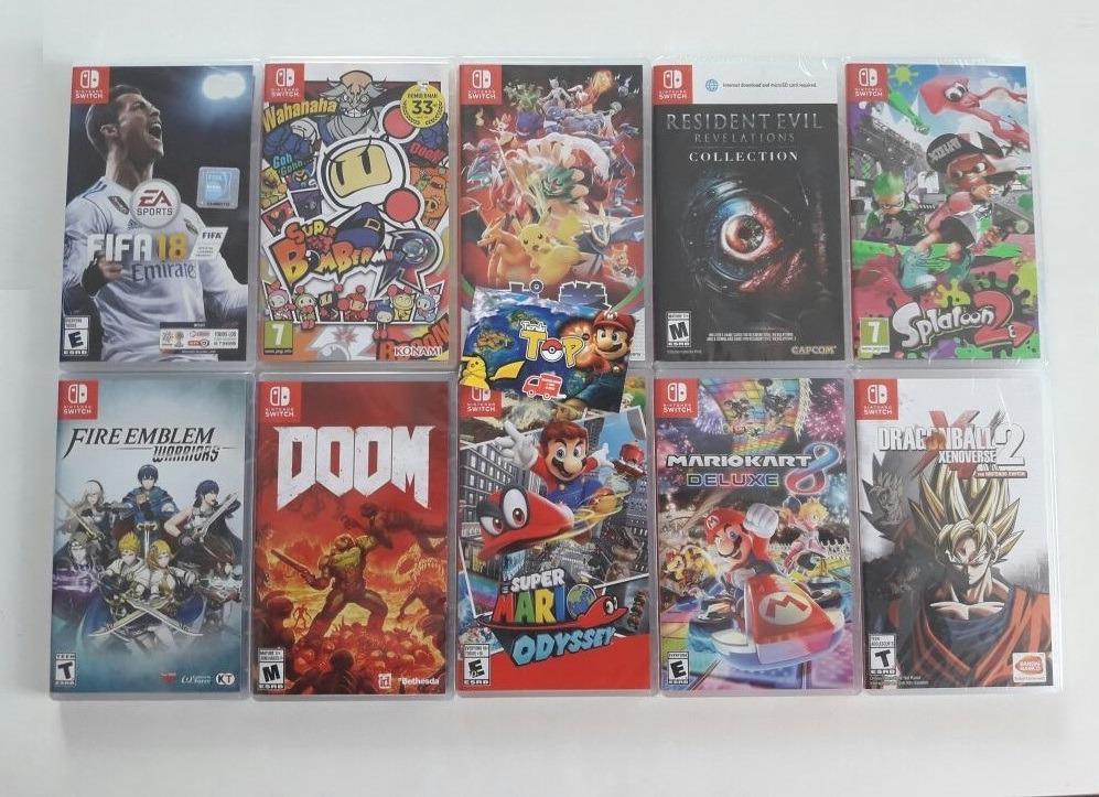 Nintendo Switch Fifa 2019 Nuevo Sellado Tiendatopmk S 186 00 En