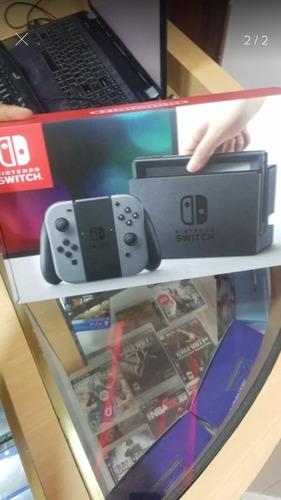 nintendo switch garantia 12 mrses
