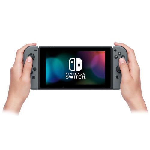 nintendo switch grey
