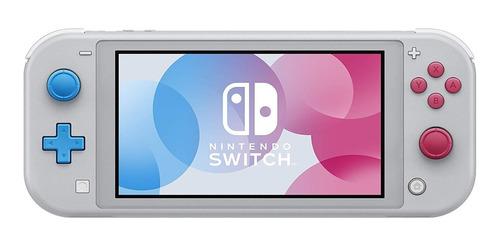 nintendo switch lite pokémon edic esp entrega inmediata!!