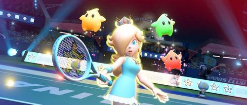 nintendo switch mario tennis aces nuevo y sellado tienda
