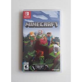 Nintendo Switch Minecraft Sellado - Tiendatopmk