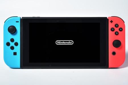 nintendo switch neon nueva version + juego a escoger