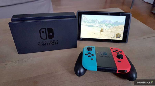 nintendo switch nuevos