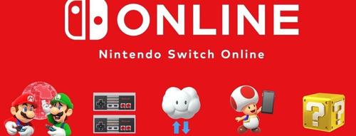 nintendo switch online 3 meses [ código digital ]