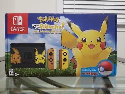 nintendo switch  pikachu somos tienda física