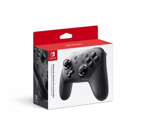 Nintendo Switch Pro Control Joystick En Stock