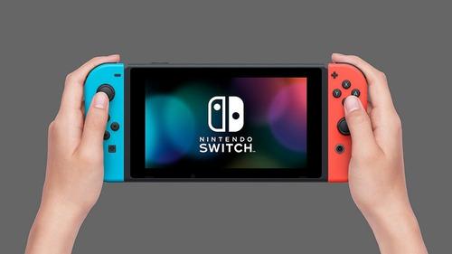 nintendo switch + super mario odyssey nuevo envió gratis