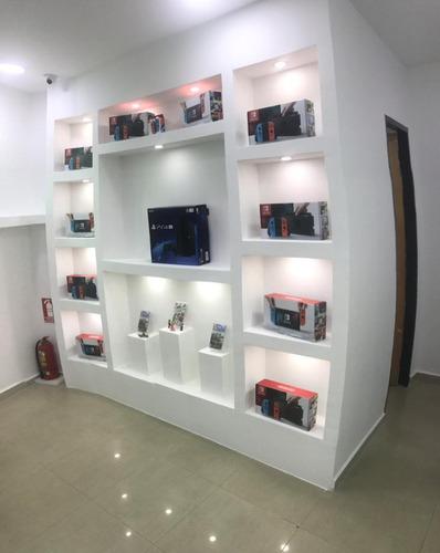 nintendo switch tienda fisica