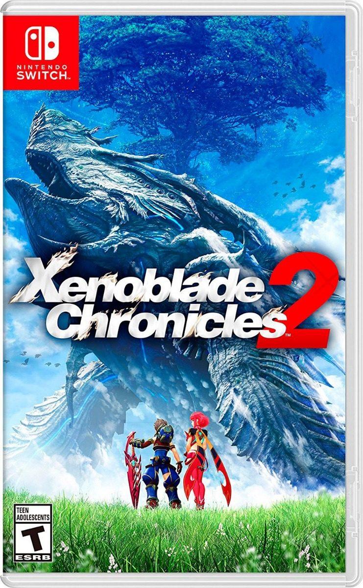 Nintendo Switch Xenoblade Chronicles 2 Juego Nuevo Sellado