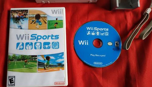 nintendo wii + accesorios + disco duro 73 juegos perfecto