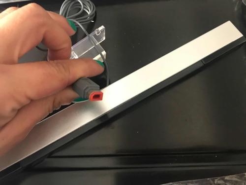 nintendo wii barra sensor