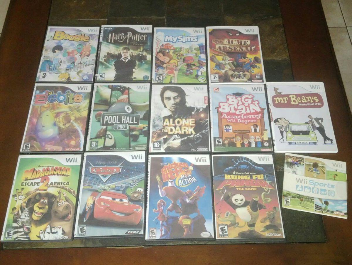 Juegos De Wii Gratis Unifeed Club