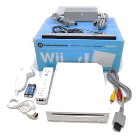 Nintendo Wii Con 2470 Juegos 2 Control Gamecube Mario Zelda