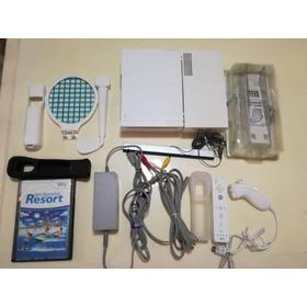 Nintendo Wii Con Varios Accesorios