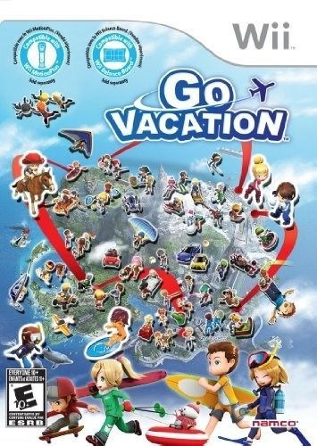 nintendo wii juego vaya vacaciones nuevo y sellado