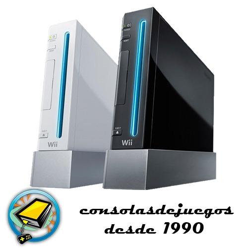 Nintendo Wii Reacondicionadas 2018 Juegos A Eleccion 8 799 00