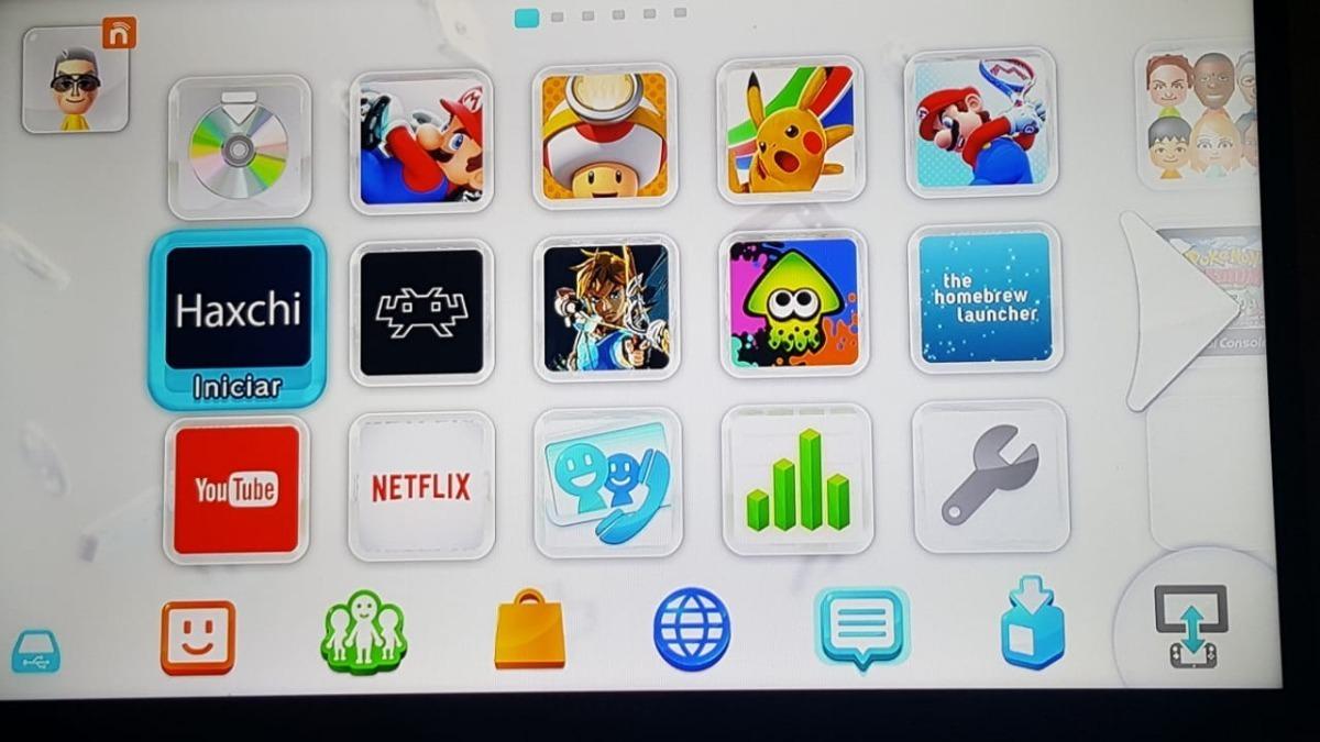Nintendo Wii U 32gb Desbloqueado Completo Ótimo Estado