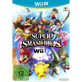 Wii U Super Smash Bros Original