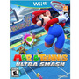Mario Tennis Ultra Smash Wii U - Juego Fisico - Prophone