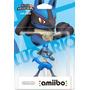 Figura Amiibo Lucario Super Smash Bros Para Nintendo Org