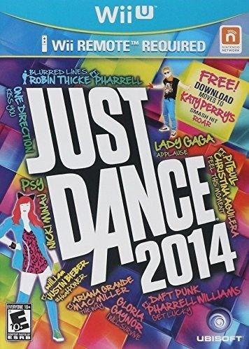 nintendo wii u baile juego solo danza 2014 marca nuevo y