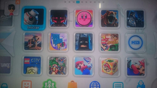 nintendo wii u completo hd itb + 100 patchs
