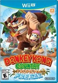 nintendo wii u juego donkey kong country ** tienda stargus *