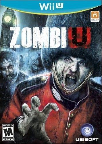 nintendo wii u juego zombi u zombiu nuevo y sellado de