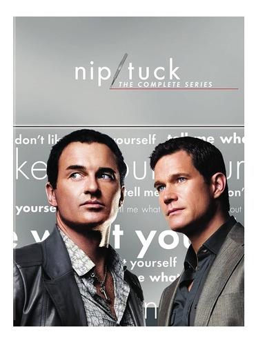 nip tuck , serie completa en dvd!!! 6 temporadas