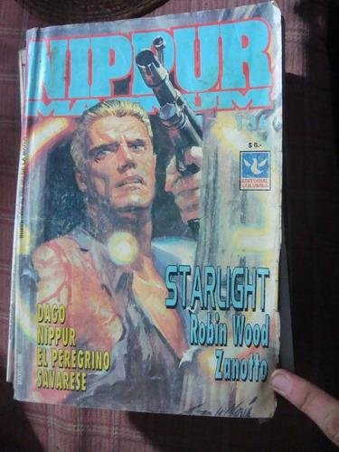 nippur magnum 136 comic historieta