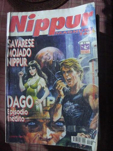 nippur magnum 162 dago comic historieta