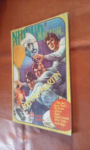 nippur magnum/ año 1 - nº12 - 1980