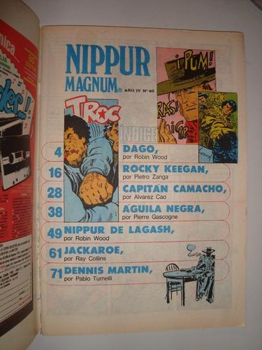 nippur magnum n 40 septiembre 1983 en caballito
