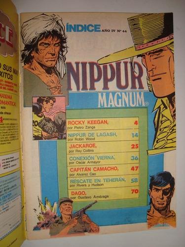 nippur magnum n 44 marzo 1984  f.fawcett en caballito