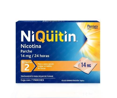 niquitin: tratamiento completo para dejar de fumar.