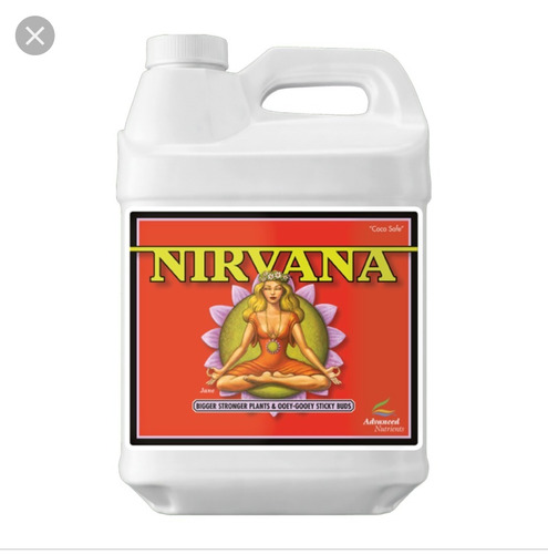 nirvana advanced nutrients 250ml floracion - olivos grow