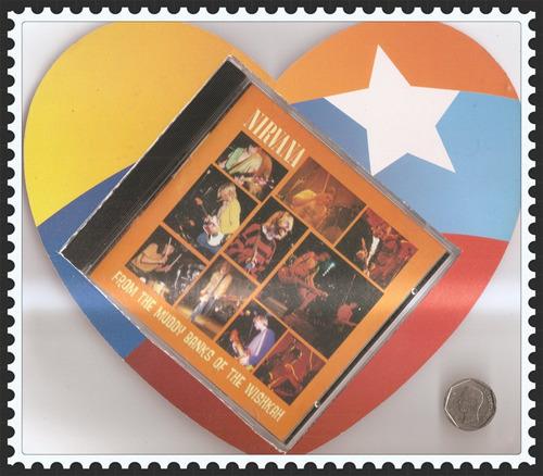 nirvana  - cd original - un  tesoro musical