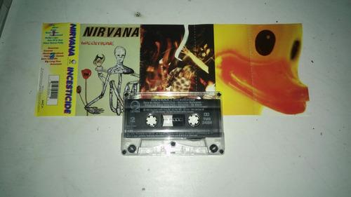 nirvana insestisade cassette